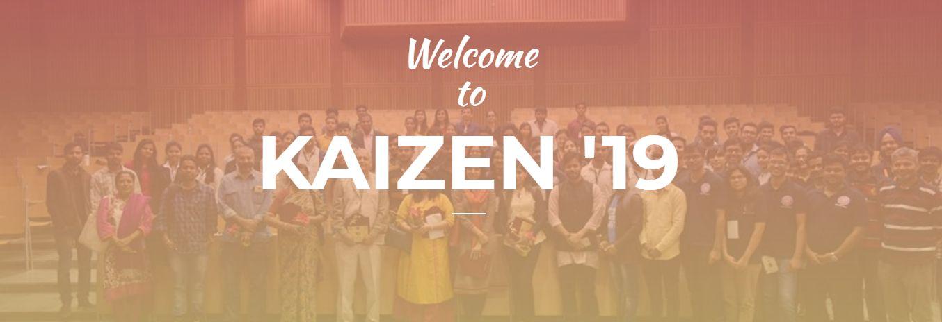 Kaizen-The Annual Social Festival