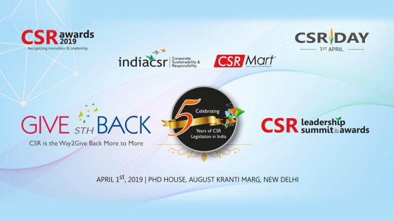 CSR Leadership Summit & Awards 2019
