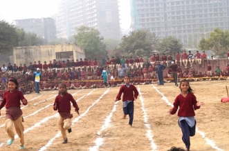 DLF Foundation organises Inter School Sports Meet in Nawada-Fatehpur, Gurgaon