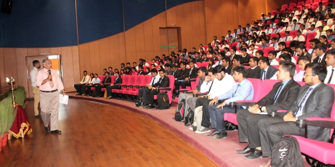 NCU Students placed in India's Foremost IT Company, TCS