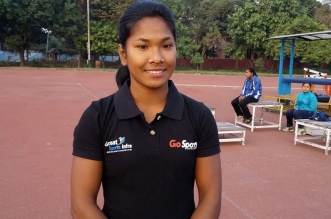 Swapna Barman Receives GSI Sports Scholarship