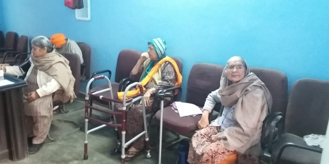 Ketto Online Funding Campaign. Give The Gift Of Mobility To Underprivileged& Disabled Elders