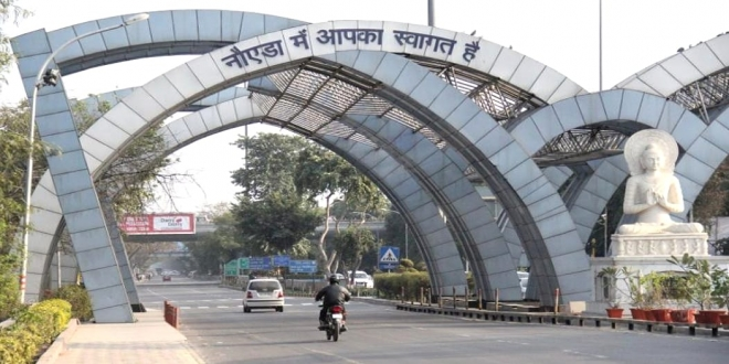 Noida is Smart, with or without Smart tag