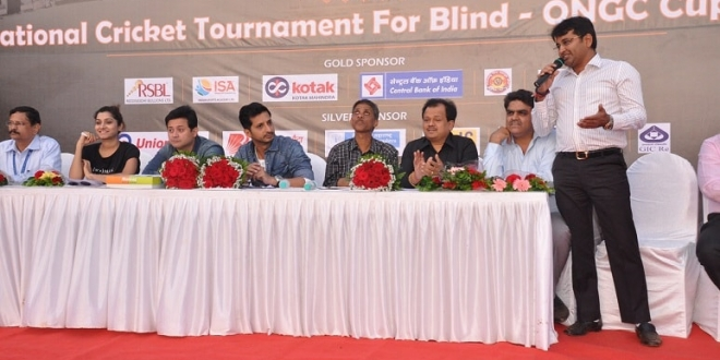 National Cricket Tournament for Blind