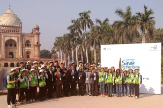 Hyundai Motor India Launches Happy Move - 'Save Our Heritage' CSR Initiative