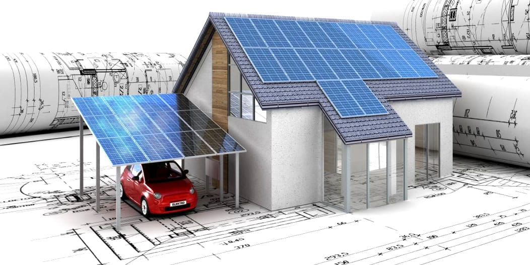 Residential Solar Rooftop System by SolarTown to Generate ...