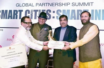 ASSOCHAM Awards JM Housing