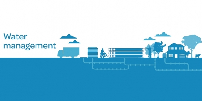Water Management for Smart Cities