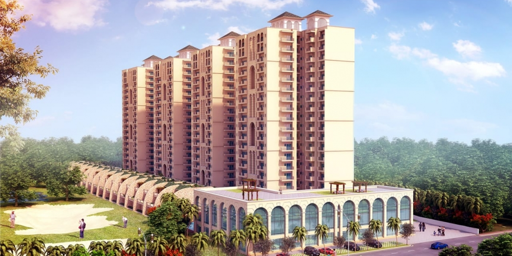 Antriksh India Launches Antriksh Grand View In Noida