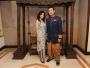 Jyotee Khaitan & Baichung Bhutia