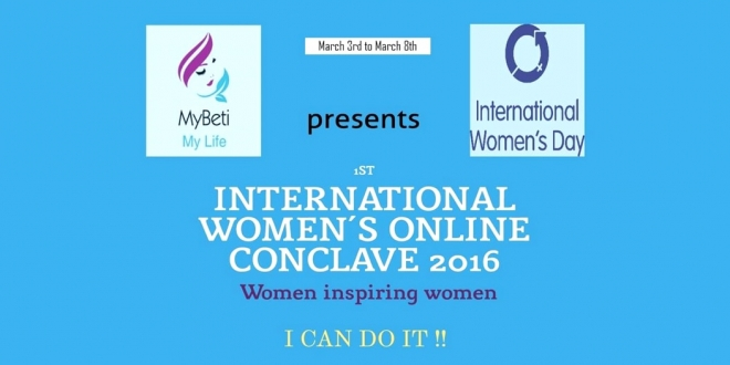 MyBeti Launches the World's First International Women's Online Conclave