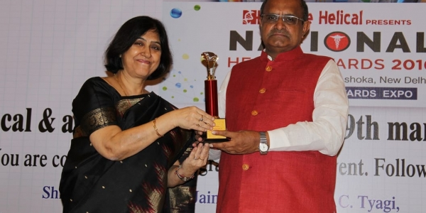 Double Helical organizes National Health Award