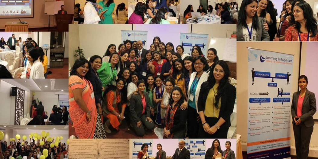 HR Professionals Collage