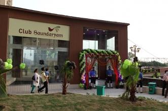 Club Saundaryam Launched at Gaurs Saundaryam