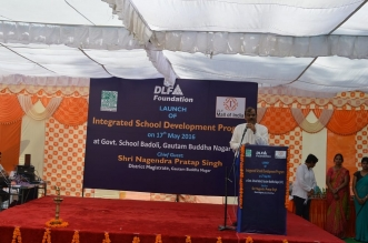 DLF Foundation's initiative Integrated Development Program