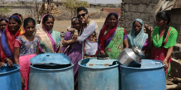 Drought Affected Maharashtra gets a helping hand with Radio City's 'Jal Hai Toh Kal Hai' initiative