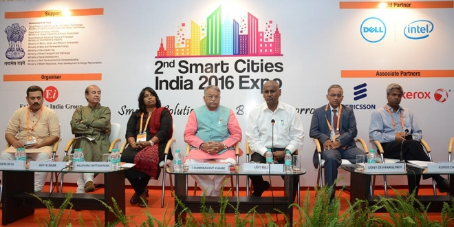 2nd Smart Cities India Expo 2016 Concludes with the Smart Cities India 2016 Awards