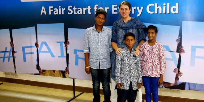 UNICEF India Launches Public Advocacy Campaign