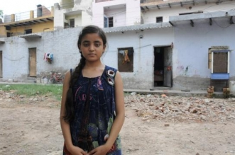 DLF Foundation scholar Apeksha