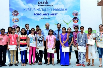 DLF Foundation organizes Summer Workshop