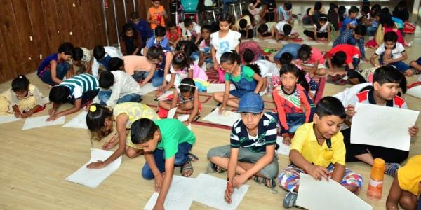 DLF Foundation organizes Summer Workshop