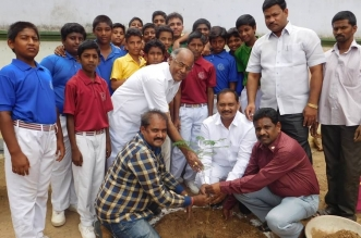 Tree Plantation Drive by RRHEDS