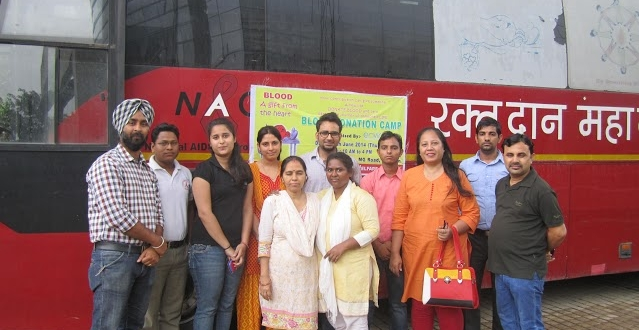 Vatika Enviro conducts month long blood donation drive for Thalassemic patients