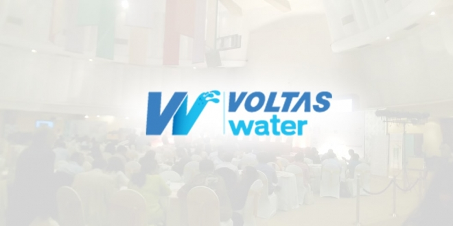 Voltas Water proudly partners with Sattva for The National CSR Conclave 2016