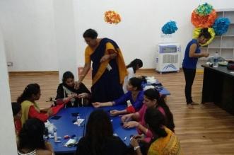CELEBI Organises Doll Making Training Workshop