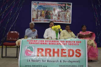 Medical awareness camp conducted by RRHEDS