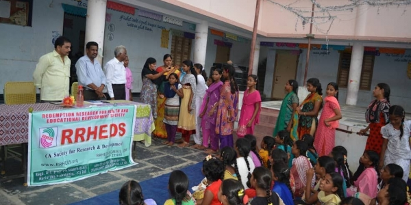 Medical Awareness Camp on the Occassion of Tanguturi Prakasam Panthulu's Birthday