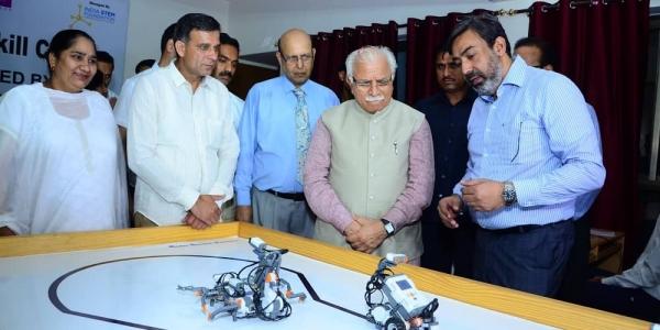 DLF Robotics Skill Centers