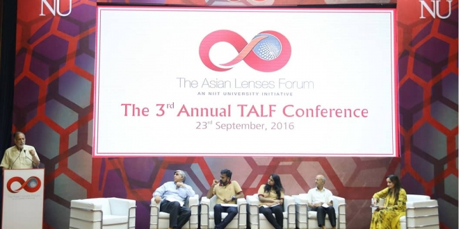 NU Conducts 3rd Annual Conference of The Asian Lenses Forum
