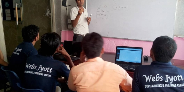 Webs Jyoti teaches free IT courses to underprivileged