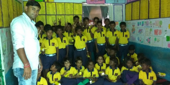 "Emaar India nurtured the life of 450 labours' kids through ""Guardian of Hope"" programme"