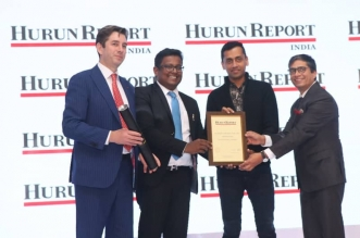 Kunwer Sachdev, Managing Director, Su-kam among Hurun's Most Respected Entrepreneurs 2017