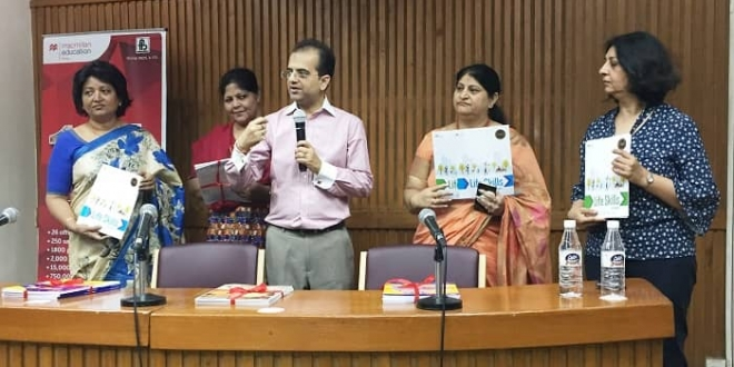Macmillan Education India Launch of Life Skills Program