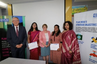 Plan India, Delegation of the European Union and Embassy of Finland Celebrate International Women's Day 2018 in India under the Theme Economic Empowerment of Women