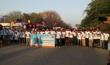 Ambuja Cement Celebrates World Water Day across its Operations