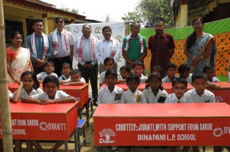 Dabur expands CSR coverage in Tezpur