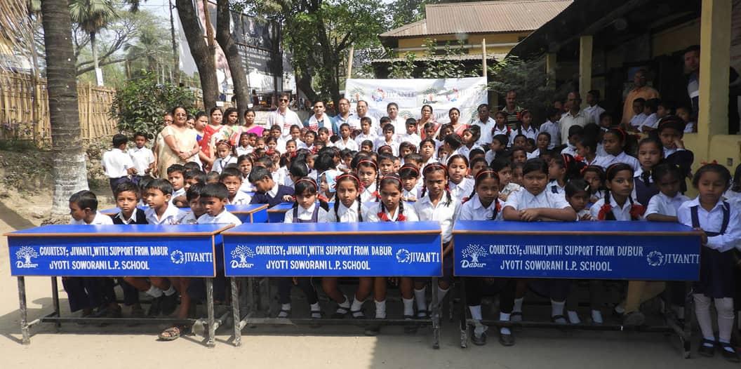 Dabur expands CSR coverage in Tezpur