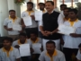 Certificates distributed to successful trainees of PMKVY- RPL in Agriculture by Shri Rajiv Pratap Rudy at Chhapra, Bihar