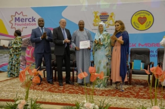 Merck Foundation Launches Their Programs in Partnership With the First Lady of Chad