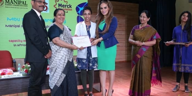 Merck Foundation and Manipal Academy of Higher Education Signs MoU to Train Embryologists From Africa and Asia