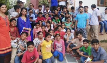 World Environment Day Celebration with NGO