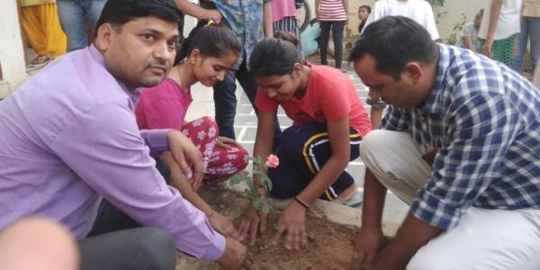 World Environment Day Celebration with NGO