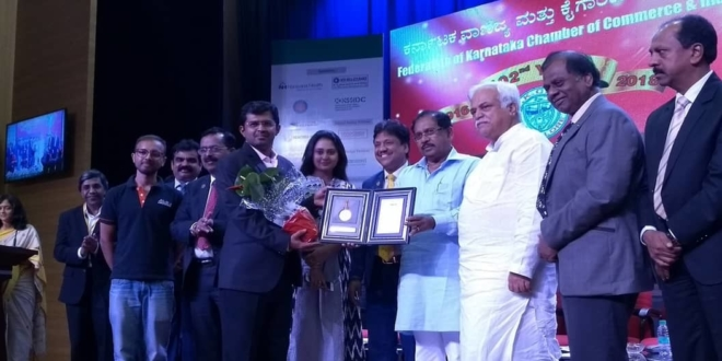 KPIT Awarded the FKCCI CSR Awards 2018 for CSR Excellence in Basic Education