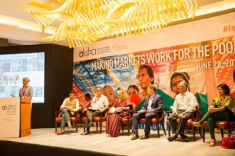 Bill & Melinda Gates Foundation hosts panel discussion on 'Making Markets work for the Poor'