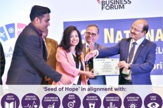 TechnipFMC India CSR Initiative Seed of Hope Wins Special Recognition From UN Global Compact Network India (GCNI