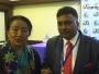 Mrs. Yankila Sherpa, Ex. Tourism Minister. GOVT OF NEPAL